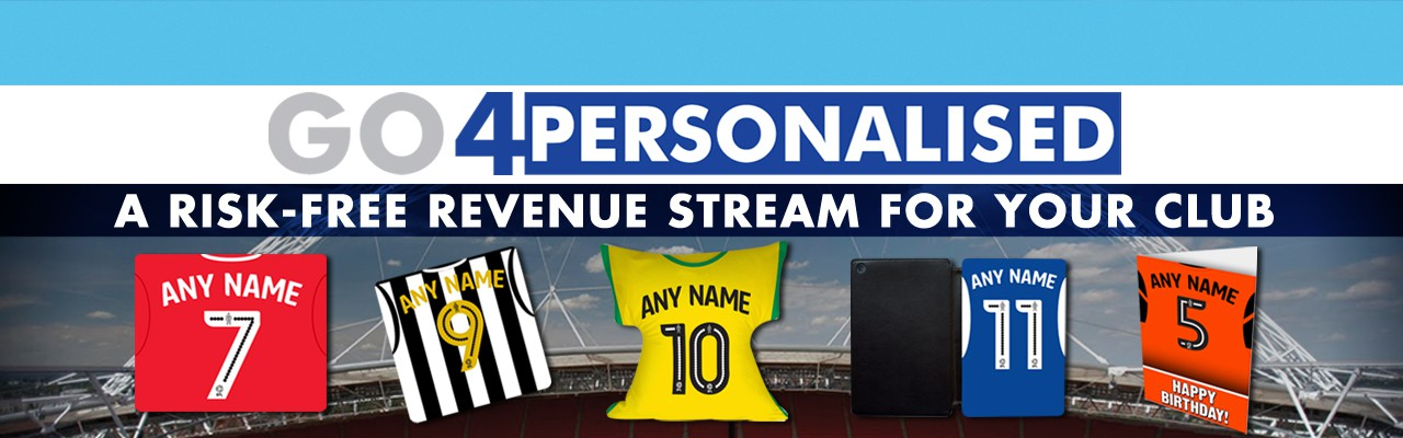 Personalised Gift Shops For Professional Sports Clubs